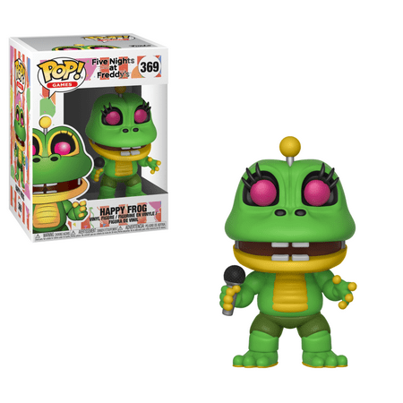 Funko POP Games: Five Nights At Freddys 6 Pizza Sim - Happy Frog