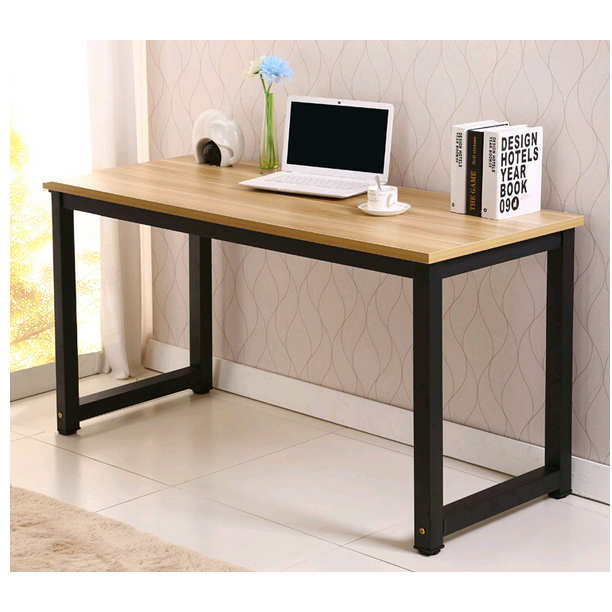 Tribesigns Modern Simple Style Computer Desk Pc Laptop Study Table Workstation For Home Office Walmart Com Walmart Com