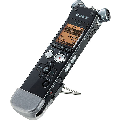 Sony ICDSX712D 2GB Digital Voice Recorder with Dragon Naturally Speaking Software