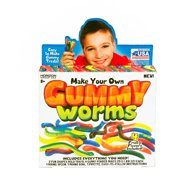 Horizon Group USA Candy Make Your Own Gummy Worms Kit, 1 Each