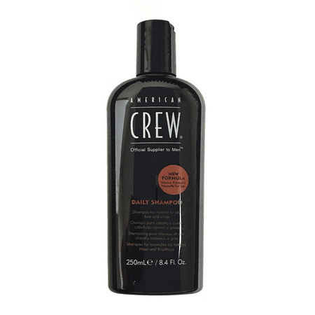American Crew Daily Shampoo 8.4 Oz, For Normal To Oily Hair And