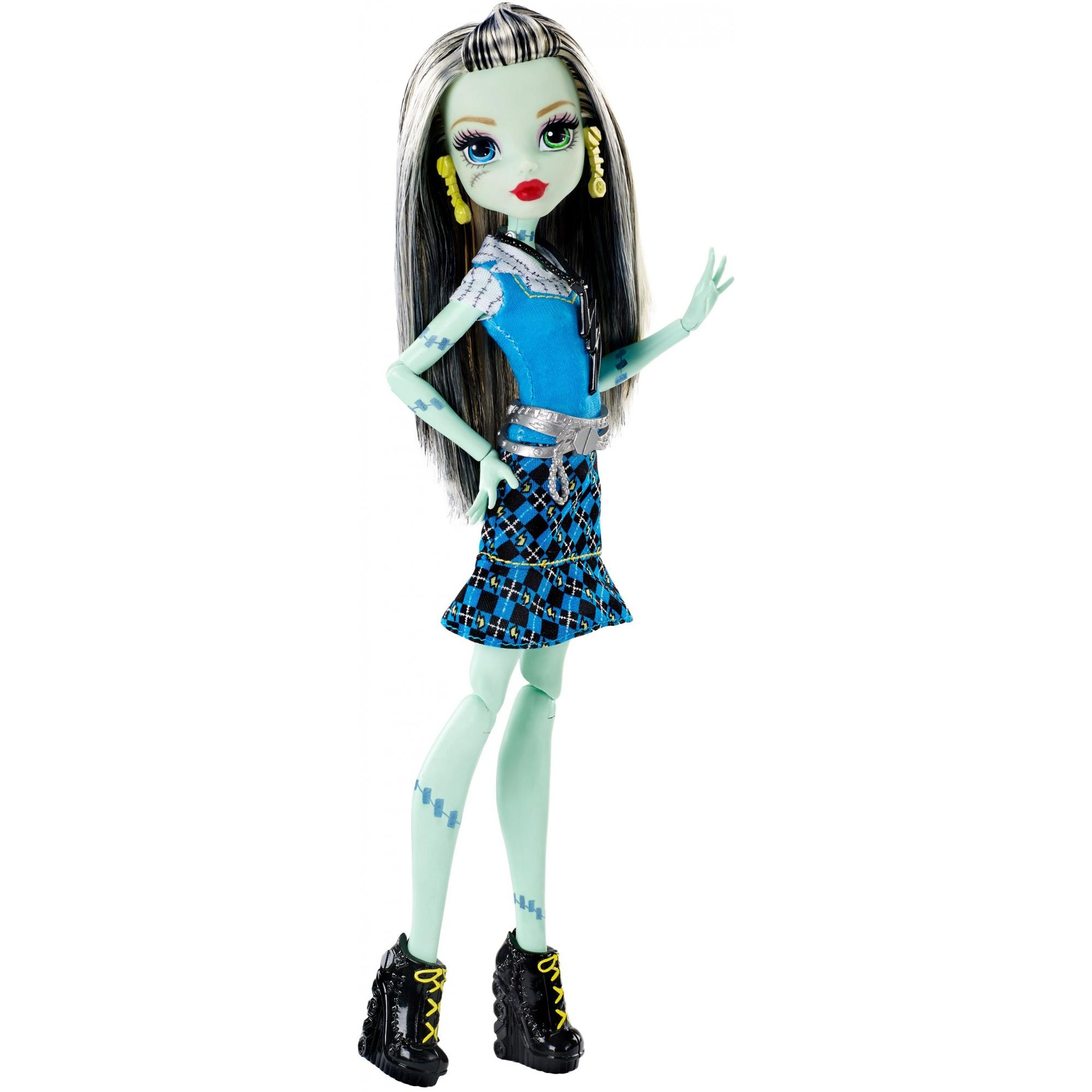 Monster High First Day of School Frankie Stein Doll by Mattel