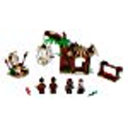 LEGO Pirates of the Caribbean The Cannibal Escape