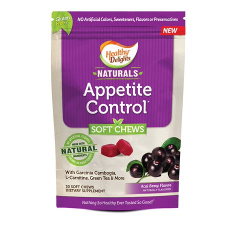 (Healthy Delights Naturals Appetite Control Soft Chews, 30 Ct)