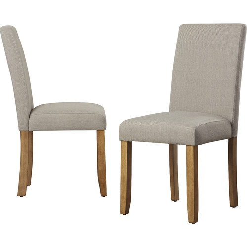 Greyleigh Ringgold Upholstered Parsons Chair (Set Of 2) by Greyleigh