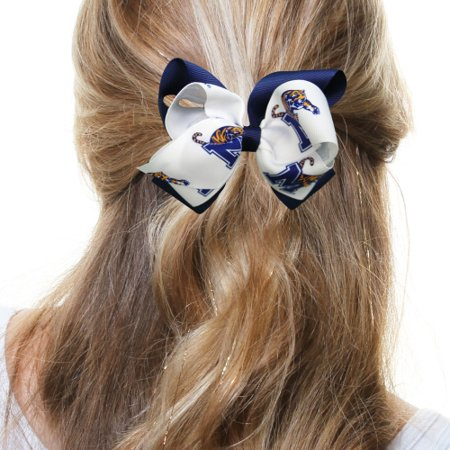Memphis Tigers Women's Double Bow - No Size