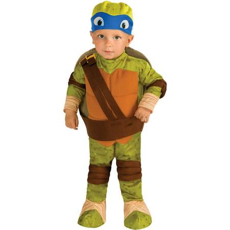 Morris costumes RU886781T Tmnt Leonardo Toddler