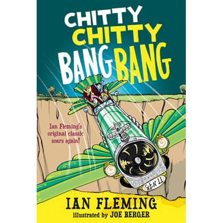 Chitty Chitty Bang Bang - eBook (Chitty Chitty Bang Bang The Magical Car)