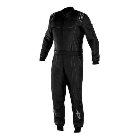 Alpinestars Kart Racing Suit KMX9 Three Layer 1-Piece CIK FIA Level (Kart Racing Suits)