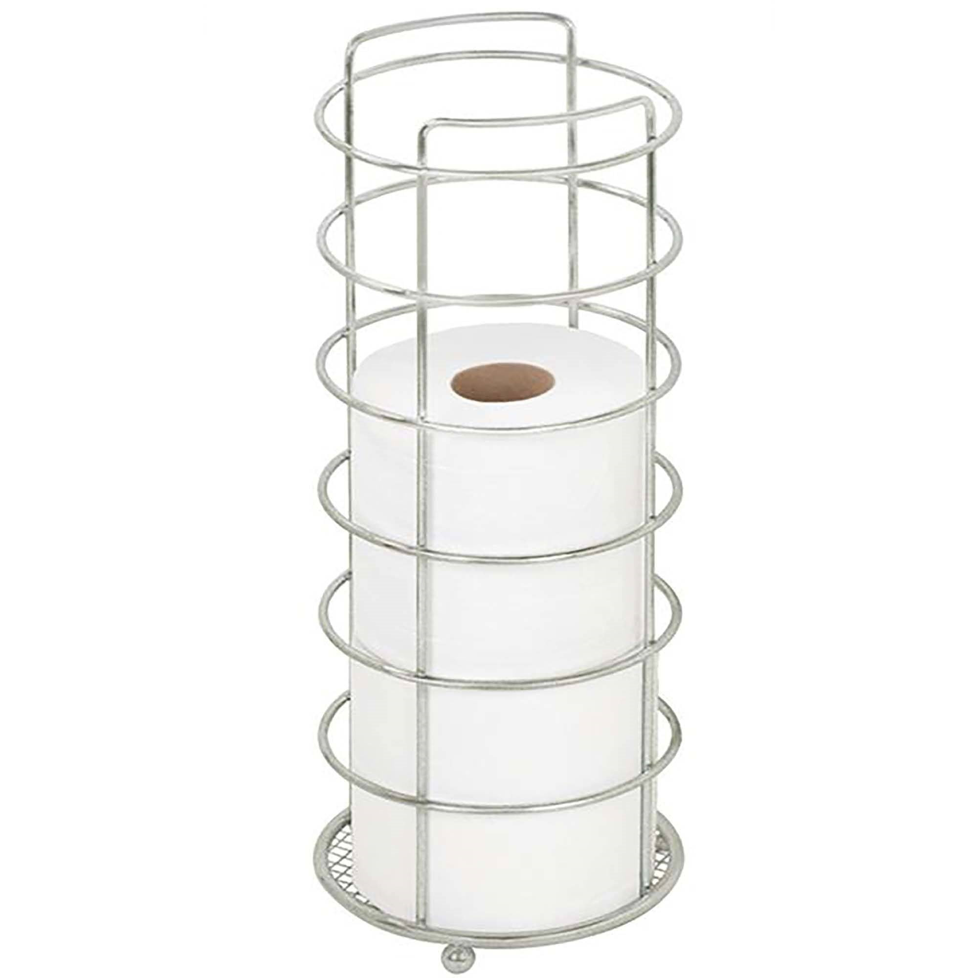Click here to buy Bath Bliss Satin Toilet Paper Holder by Kennedy International, INC..