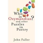 Who Is Ozymandias? - eBook