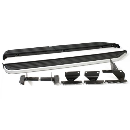 Direct Fit 05-16 Land Rover LR3 LR4 SE HSE Side Steps Running Boards (Running Boards Hardware Kit)
