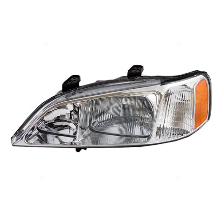 BROCK HID Combination Headlight Headlamp Driver Replacement fits 99-01 Acura TL (with pre-installed HID Lighting)