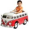 12+ Months Blue Rollplay VW Camper Van Children/'s Push Car