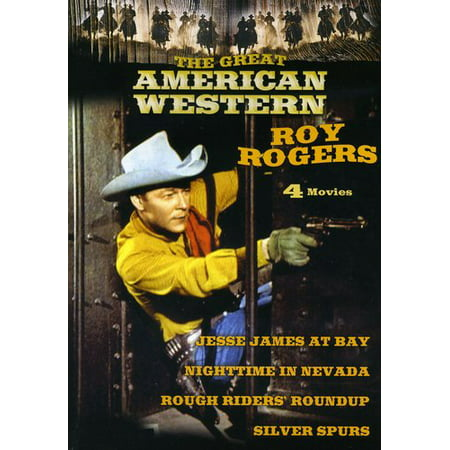 The Great American Western  Volume 25  Roy Rogers