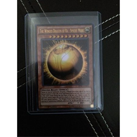 Yu-Gi-Oh! - The Winged Dragon of Ra - Sphere Mode (DPBC-EN001) - Duelist Pack 16: Battle City - 1st Edition - Ultra Rare](Dragon City Halloween Battle Map)