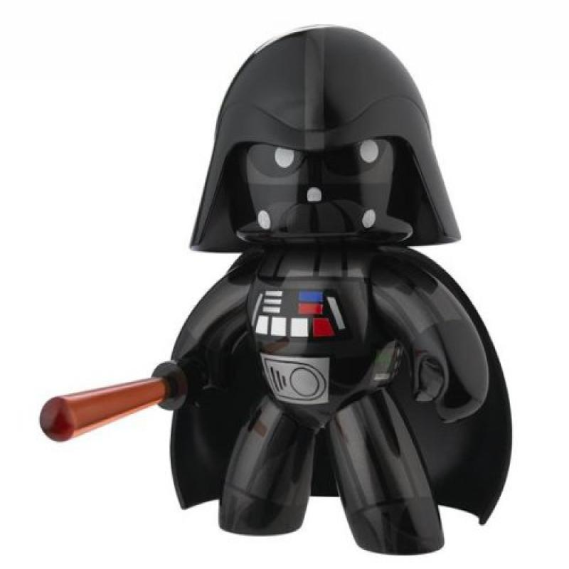 Star Wars - Mighty Muggs [Darth Vader] (Soft Vinyl Fugire)