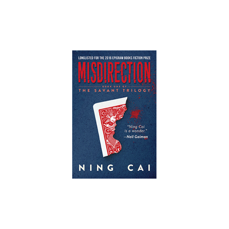 Misdirection Book One of The Savant Trilogy by Ning Cai - Book (Halloween Trilogy)