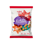Bohana Soulful Sriracha Spice, 6 Pack | As Seen on Shark Tank | Gluten-Free High-Protein All Natural Super Snack | Free Spirit Snacking: Non-GMO Verified, Light, Crunchy, Satisfying (2oz Bags, 6-Pack)