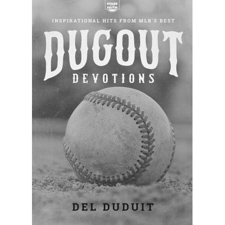 Stars of the Faith: Dugout Devotions: Inspirational Hits from MLB's Best (Paperback) Mlb Stretch Book Covers