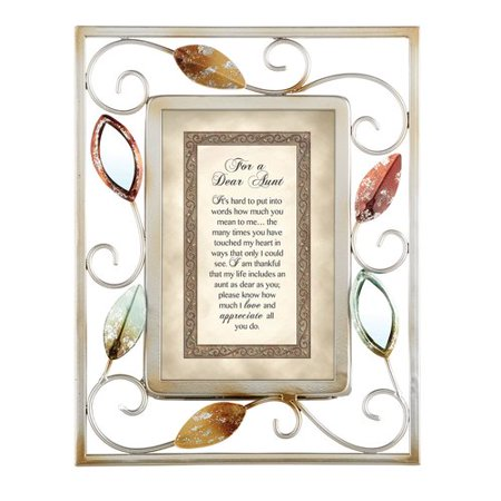 CB Gift For a Dear Aunt Picture Frame - Walmart.com