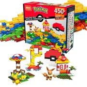 Mega Construx Pokemon Building Box Construction Set, 450 Pieces