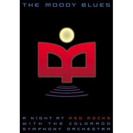 Moody Blues: A Night At The Red Rocks (DVD) (Best Shows At Red Rocks)