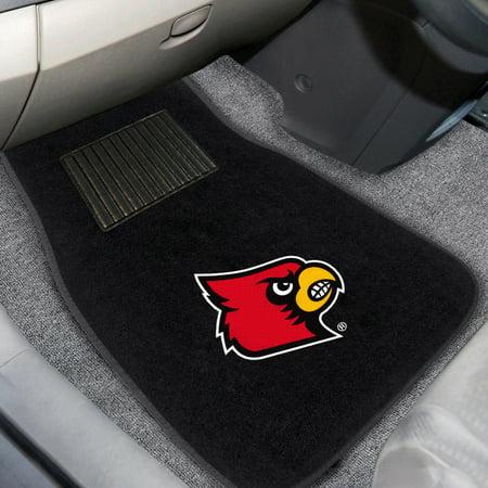 Carolina University Car Mats (University of Louisville Embroidered Car Mats)