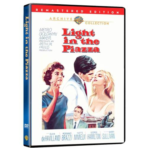 Light In The Piazza (Widescreen)
