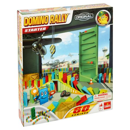 Goliath Domino Rally Original Starter Dominos 6   60 Count