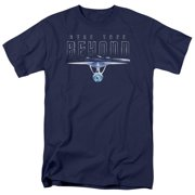 Star Trek Beyond Enterprise Beyond Mens Short Sleeve Shirt