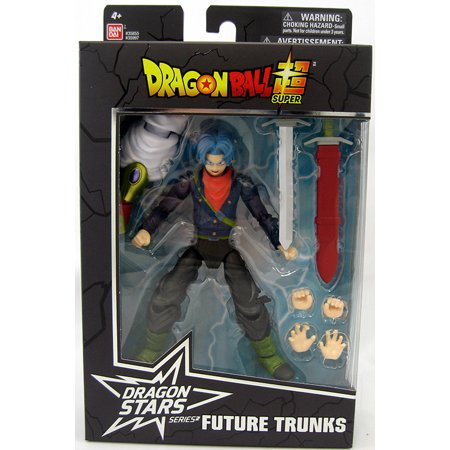 Dragonball Super 6 Inch Action Figure BAF Broly Dragon Stars Series 8 - Future Trunks - image 1 of 2