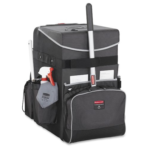 Rubbermaid Commercial Products Medium Executive Quick Utility Cart