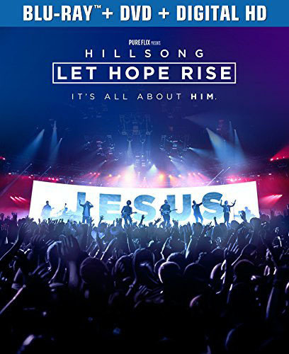 Hillsong: Let Hope Rise (Blu-ray)