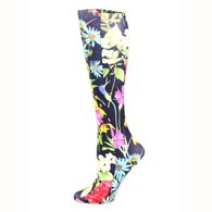 Celeste Stein CMPSQ Black Bellagio Therapeutic Compression Sock
