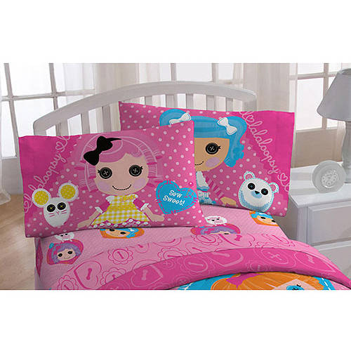 Lalaloopsy Twin Bedding Sheet Set