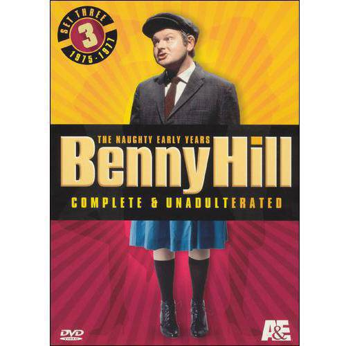 Benny Hill: The Naughty Early Years - Complete & Unadulterated, Set 3 (1975-1977)