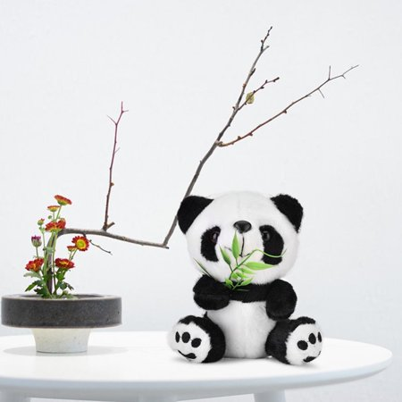 Knifun Adorable Cute PANDA Bear Stuffed Animal Plush Soft Doll Toys For Kids XMAS Gift,Doll Toys For Kids - Cheap Christmas Toys