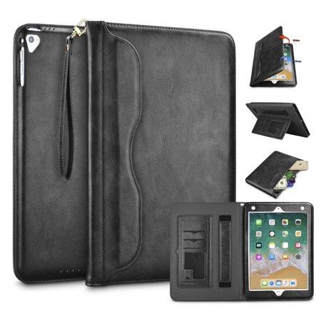 Njjex Case iPad 9.7 2018 2017 / iPad Air 2 / iPad Air / iPad Pro 9.7