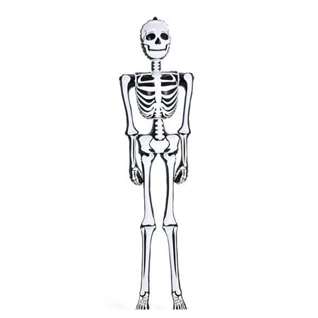6 FT 6 FT INFLATABLE SKELETON, Case of 12 for $<!---->