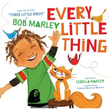 Every Little Thing Based on the Song Thr (Board Book) ()