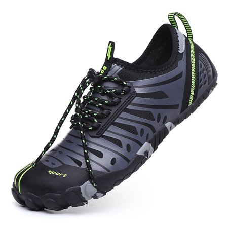 Water Shoes Quick Dry Lightweight River Trekking Shoes Athletic Sport Shoes for Beach Kayaking Boating Hiking Surfing (Best Value Surf Boat)