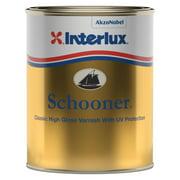 Interlux Y96/PT Schooner Varnish with UV Resistance - Pint