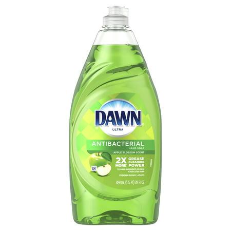 Dawn Ultra Apple Blossom Scent Antibacterial Dishwashing