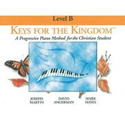 Hal Leonard Keys for the Kingdom (Level B Method Book)