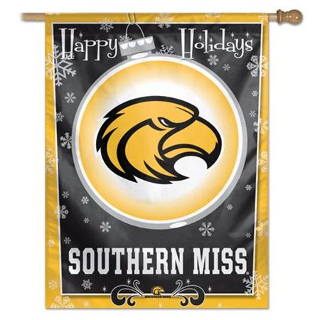 Southern Miss USM Vertical Outdoor House Flag](Ole Miss Flag)