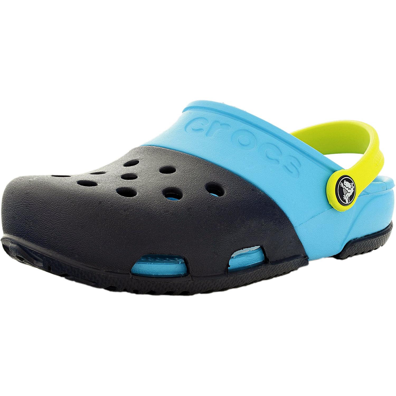 Crocs Boy's Electro Ii B Ankle-High Synthetic Flat Shoe