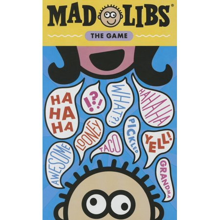Mad Libs the Game (Other)](Mad Libs Game)