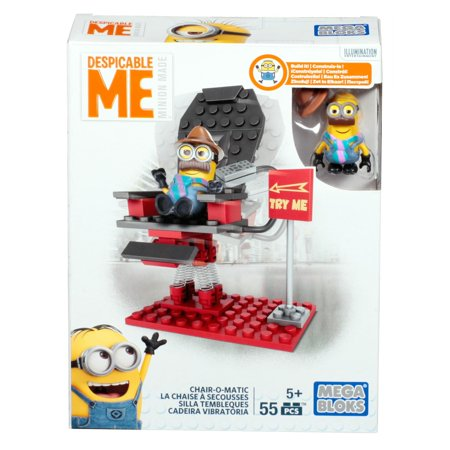 Mega Construx Despicable Me Chair-o-matic (Despicable Me Felonious Gru)