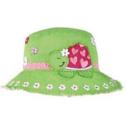 Turtle Bucket Hat by - SJ-1005-90, One Size